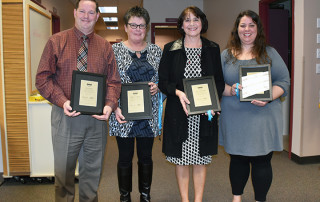 Excellence Award, ITS, Columbia River, teaching and learning, special services