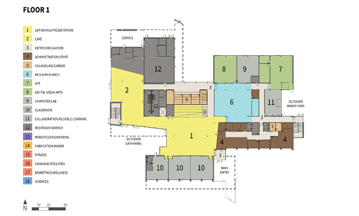 Images: iTech design, site and floor plans.
